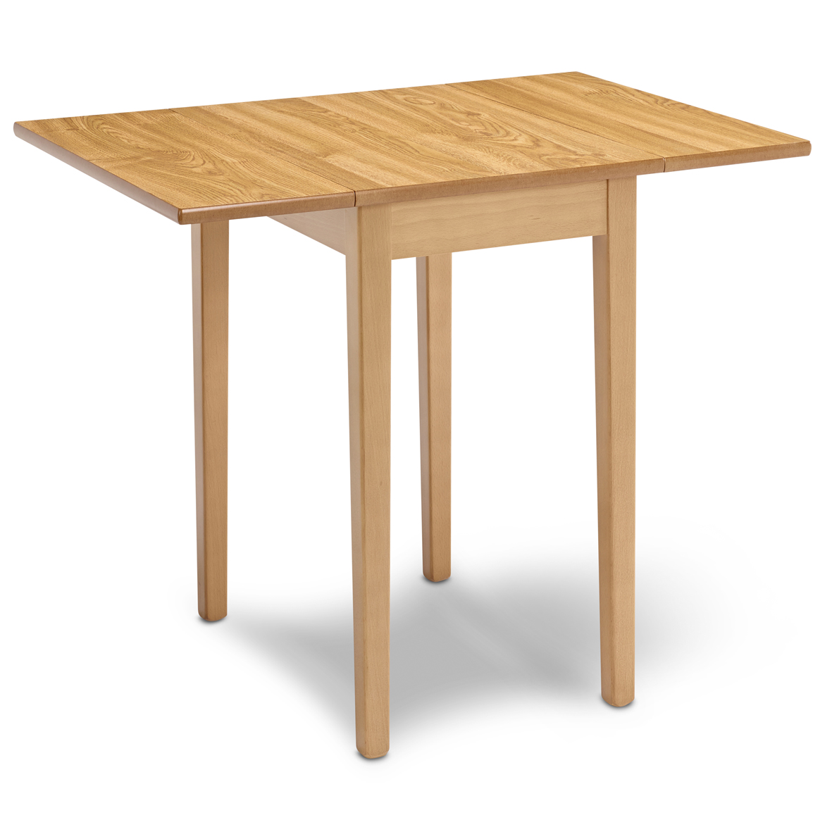 Tufftable Compact Drop Leaf Kitchen Table Scratches Stains