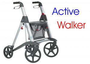 Active Walker mobility4home