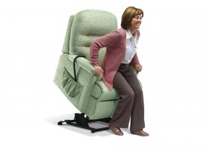 Keswick Lift and Rise Recliner Chair Carlisle Cumbria
