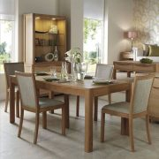 WN217 Dining Table Ext.