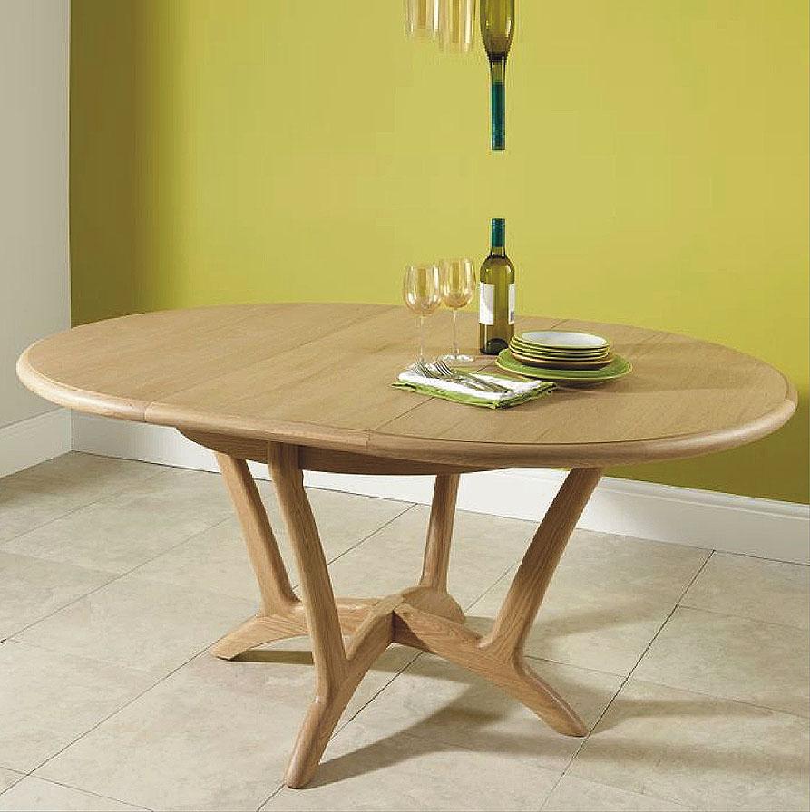 Stockholm Dining Tables American Oak And Oak Veneers