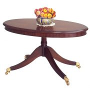 839 Oval Coffee Table