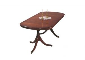 Bradley Oval Dining Table
