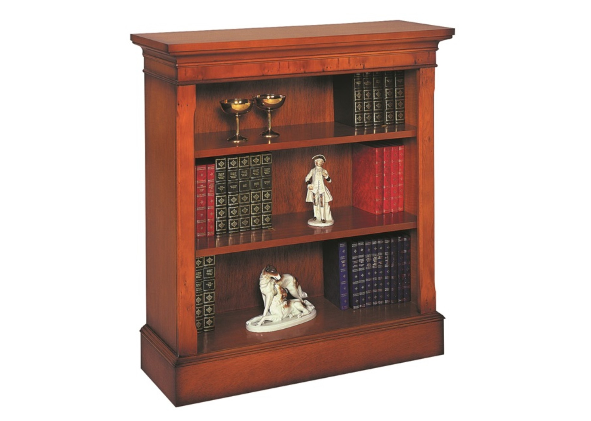 Bradley Low Bookcase