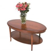 Bradley Oval Coffee Table