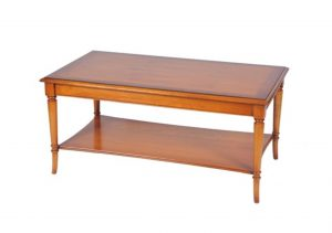 Bradley Coffee Table with Shelf