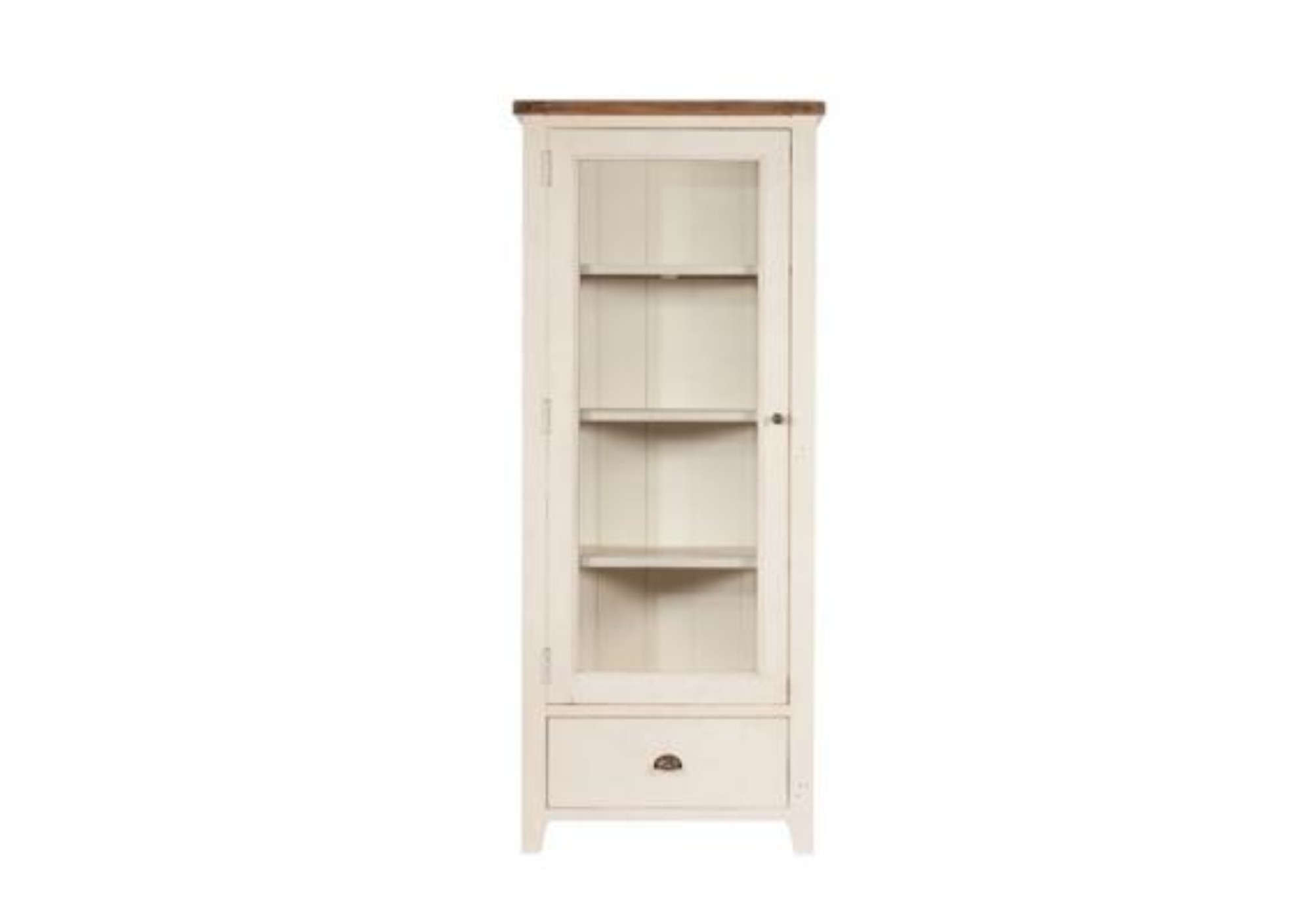 Cotswold Painted Corner Bookcase