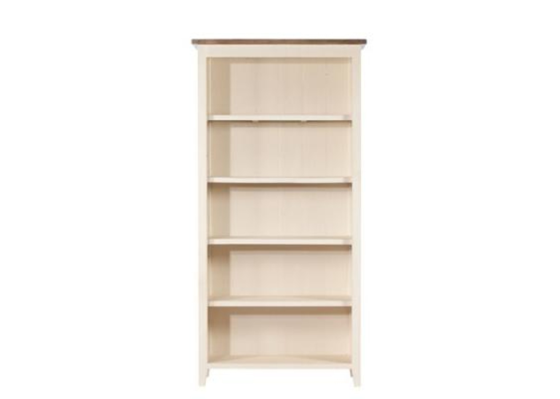 Cotswold Painted Tall Bookcase