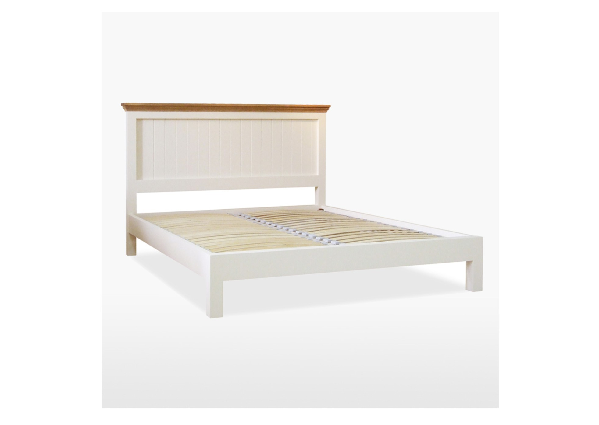 Coelo Painted Low End Bedstead
