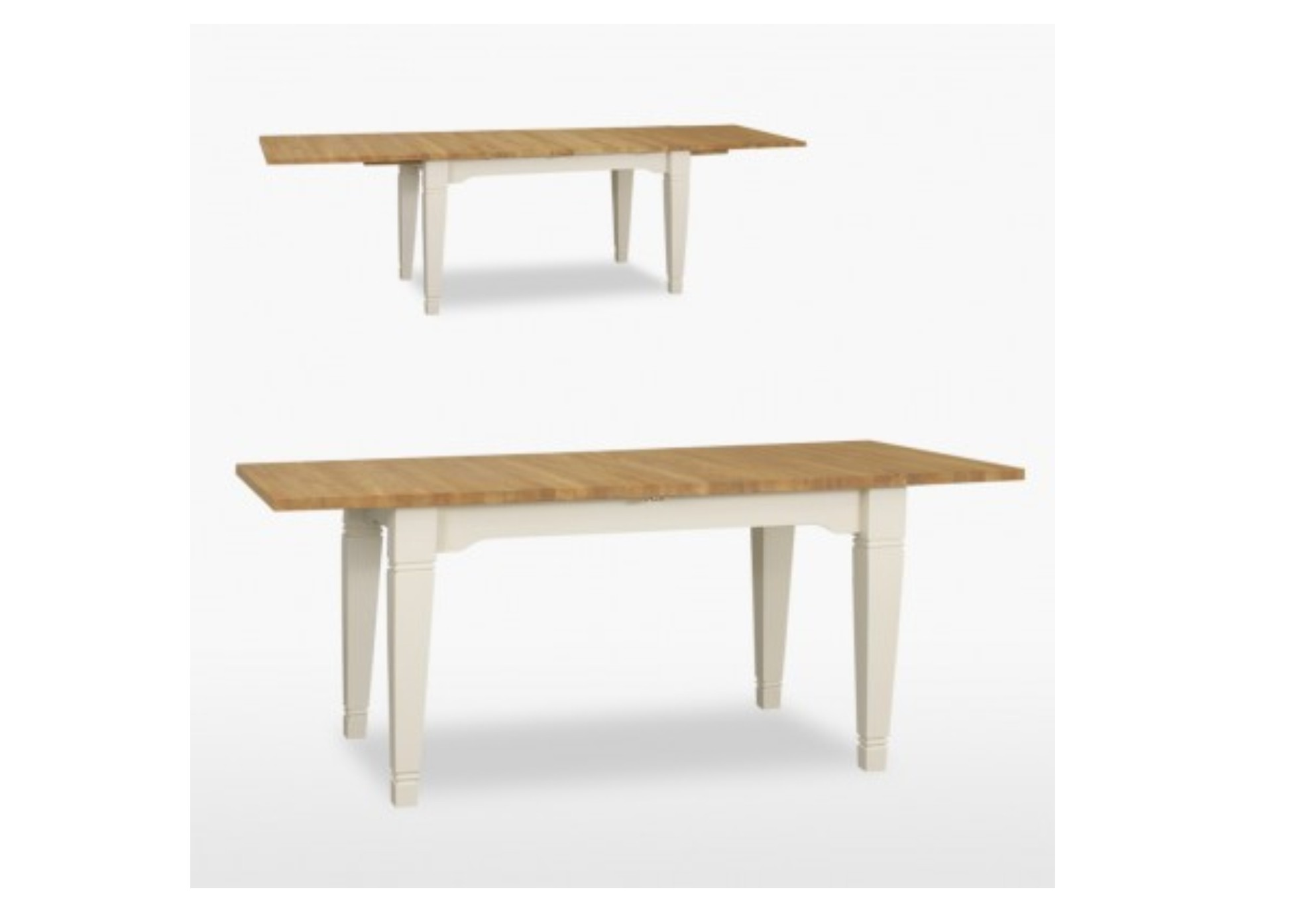 Coelo 2 Leave Extending Dining Tables