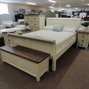 Cots Clear Bed