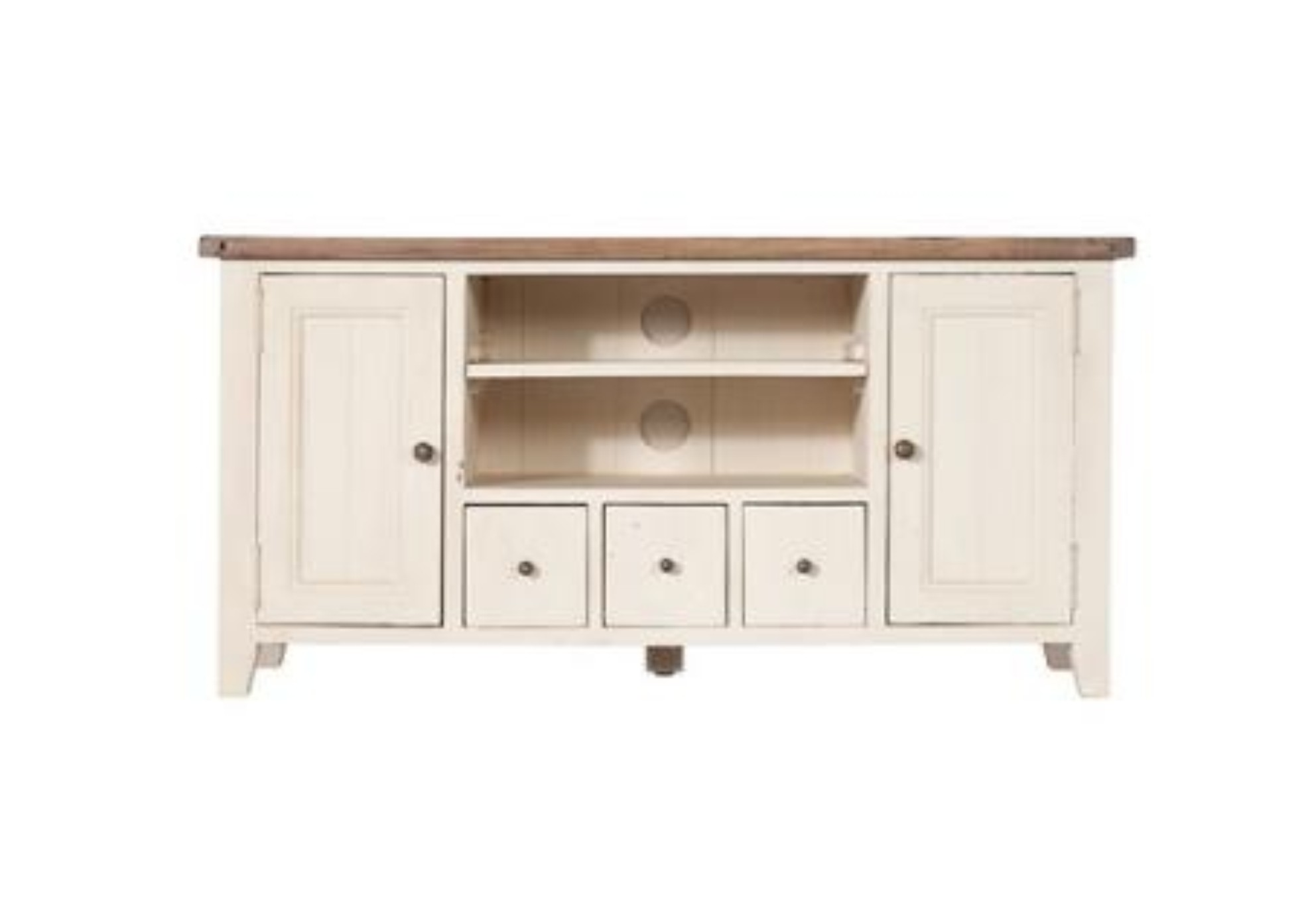 Cotswold Painted Large TV Unit