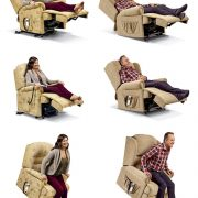 Electric Care Recliner positions pg8 (F)