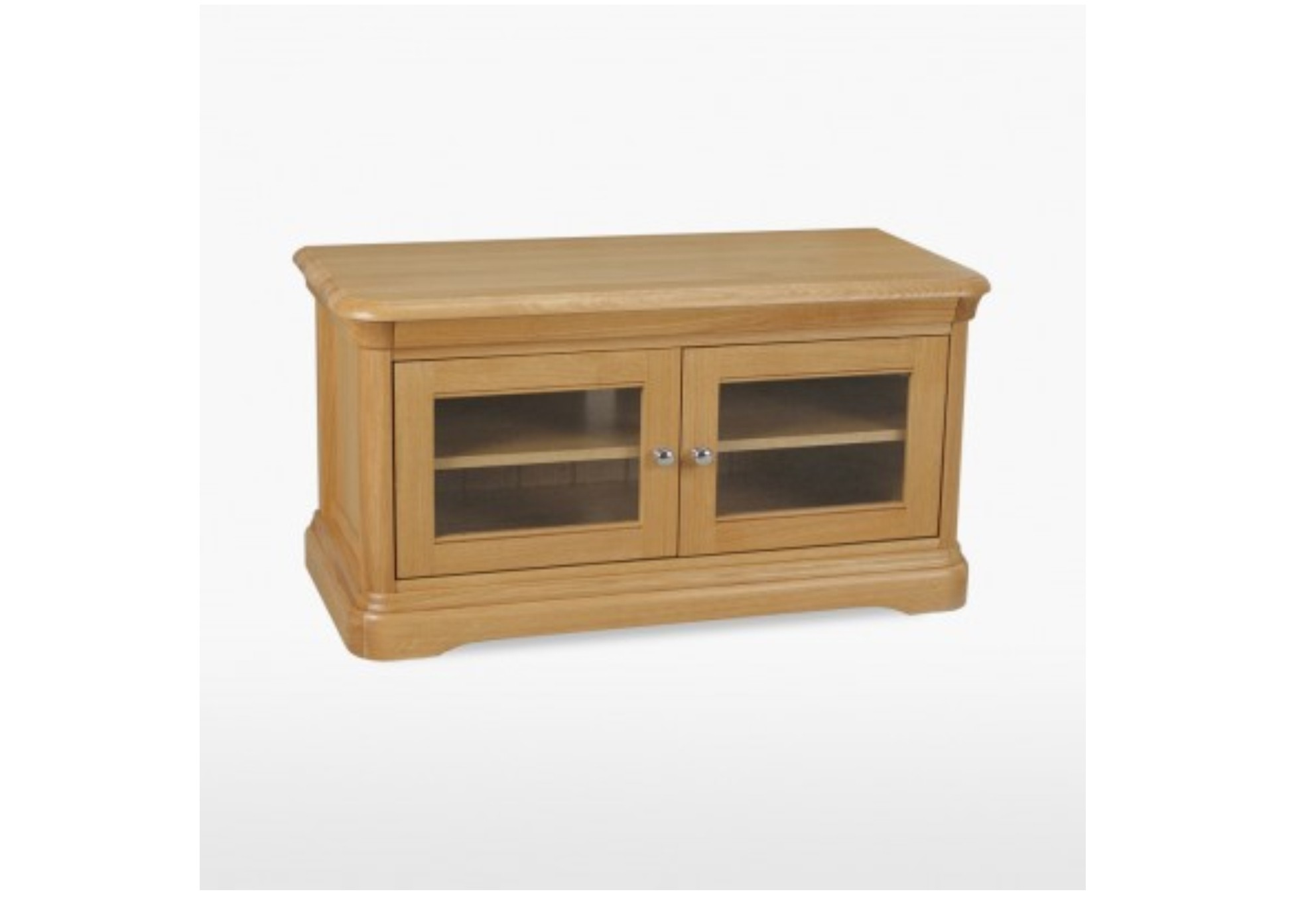 Lmont Oak TV Unit