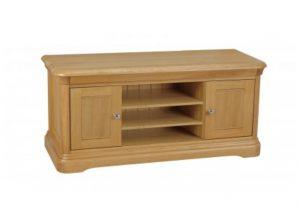 Lamont oak Large TV Unit