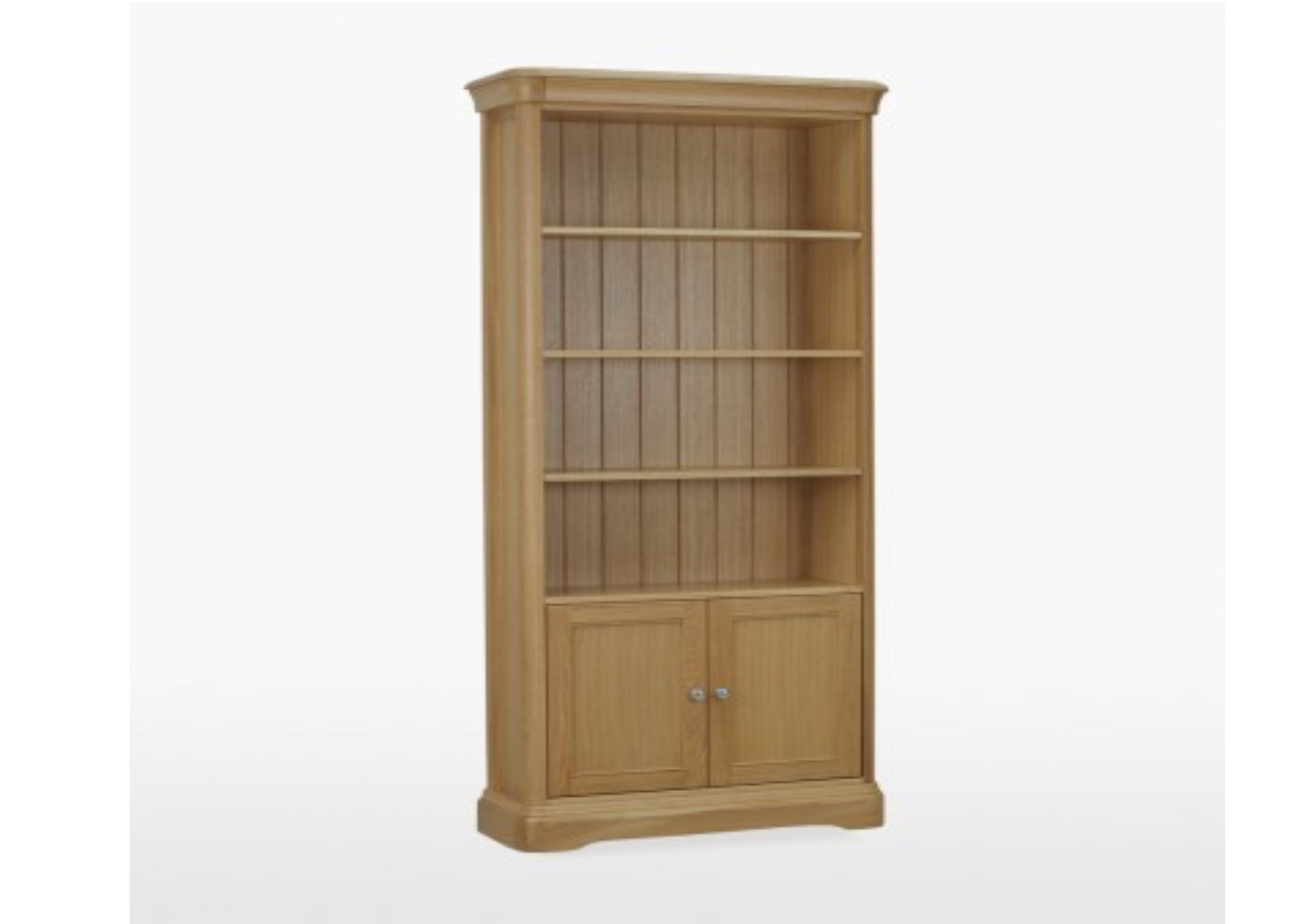 Lamont Bookcase and Cupboard