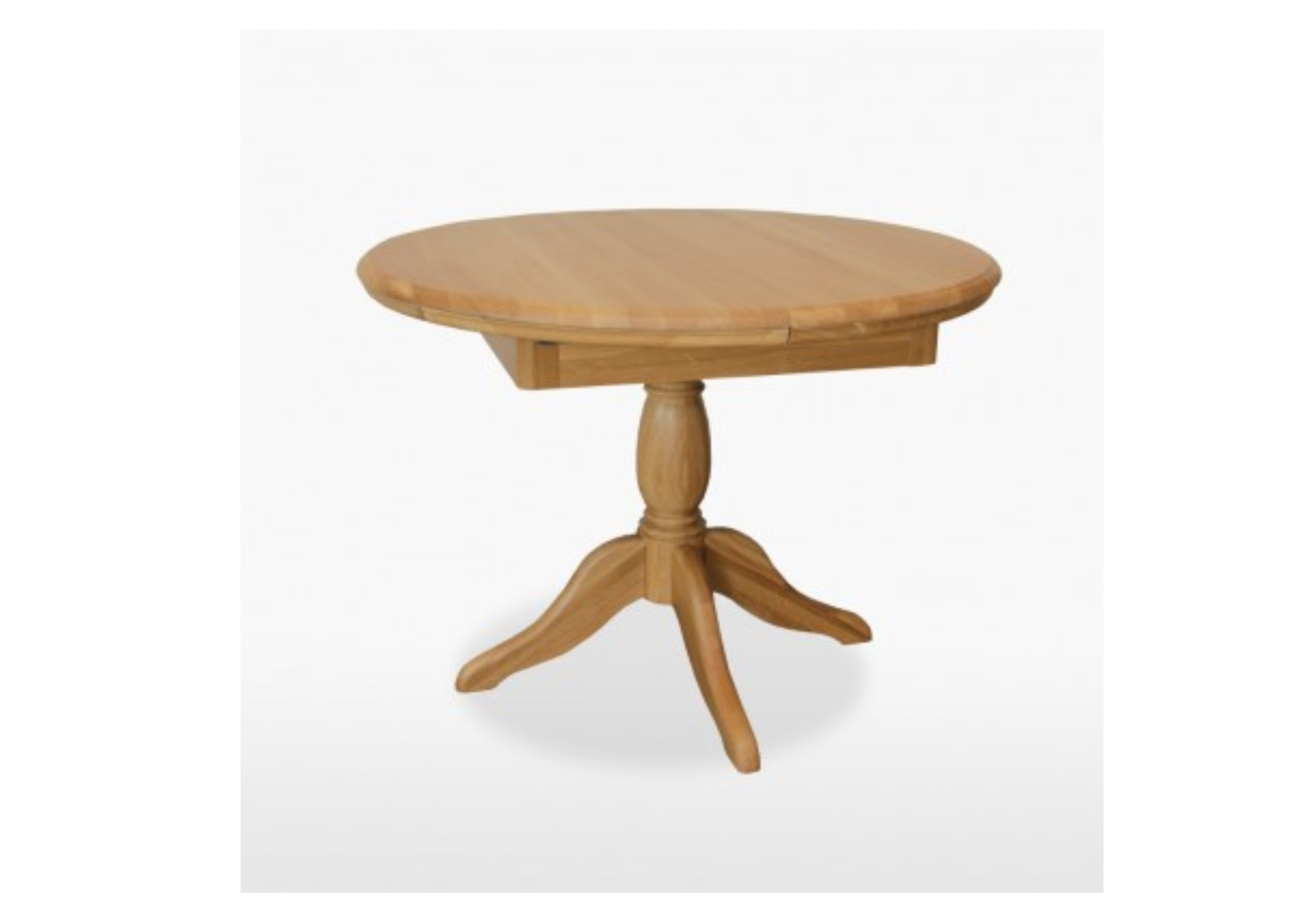 Lamont Oak Round Dining Table
