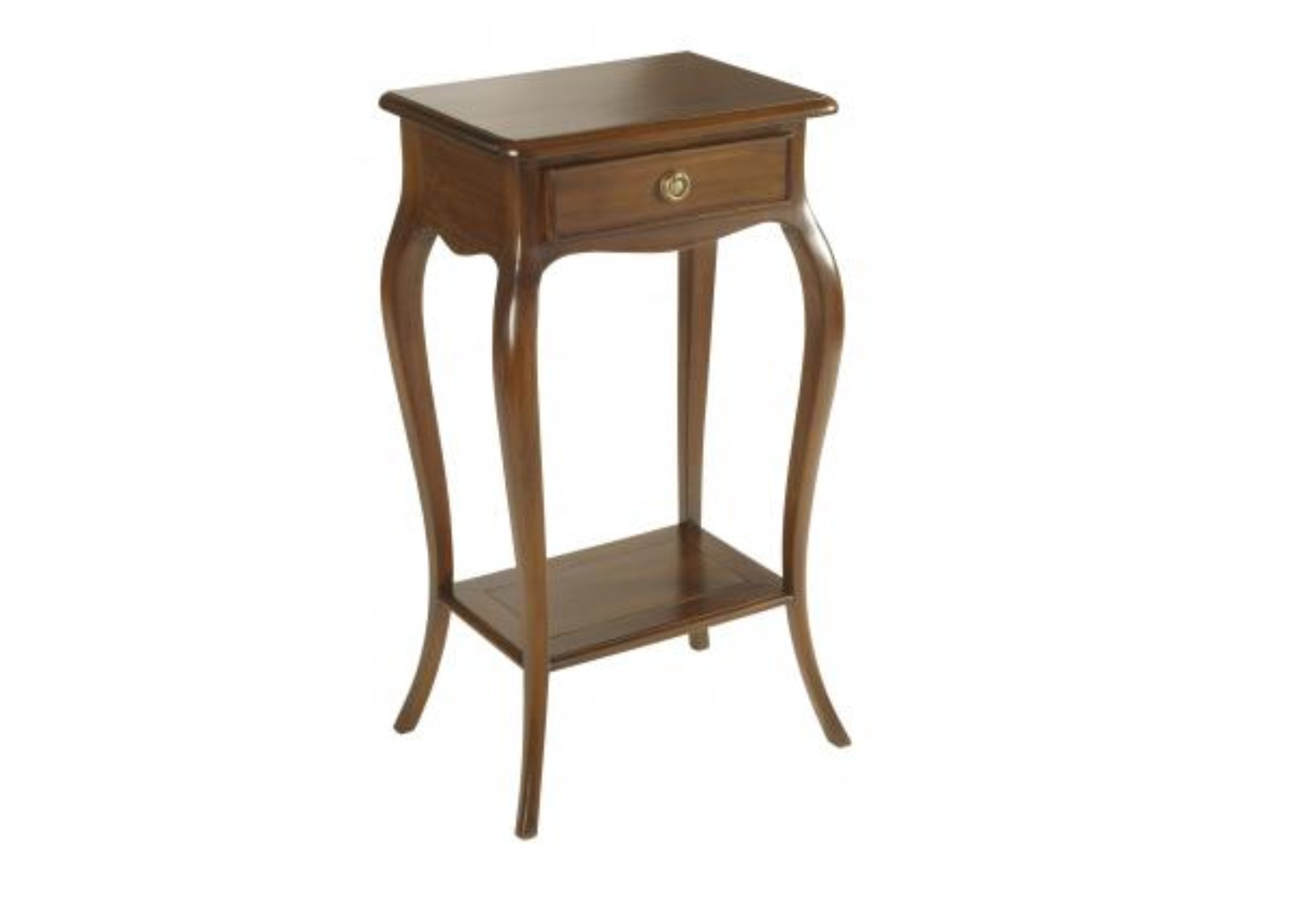 Mahogany Isabel Side Table