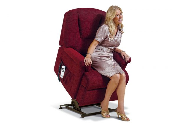 Milburn Royale Lift and Rise Recliner Chair