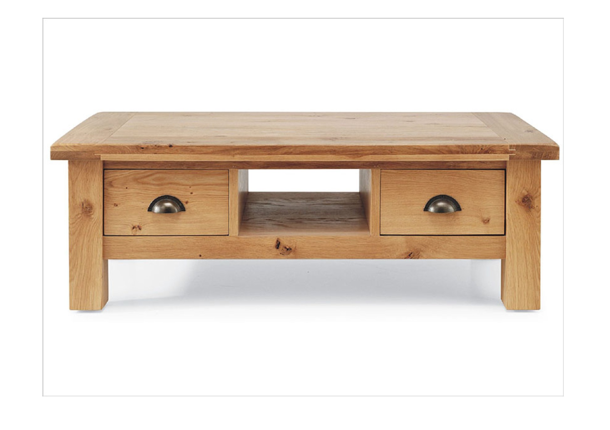 Normandy Oak Coffee Table