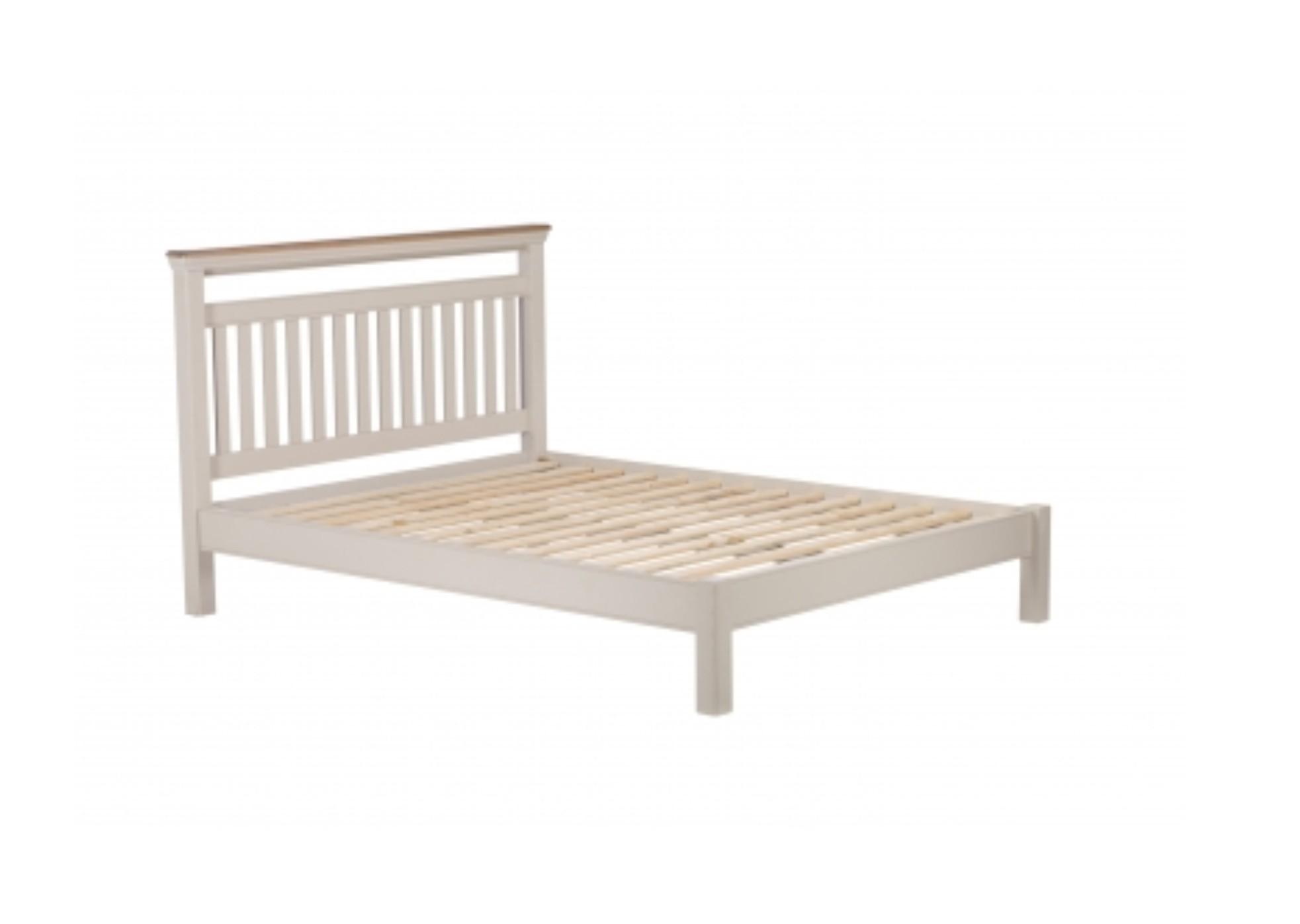 Tenby Painted Bedstead