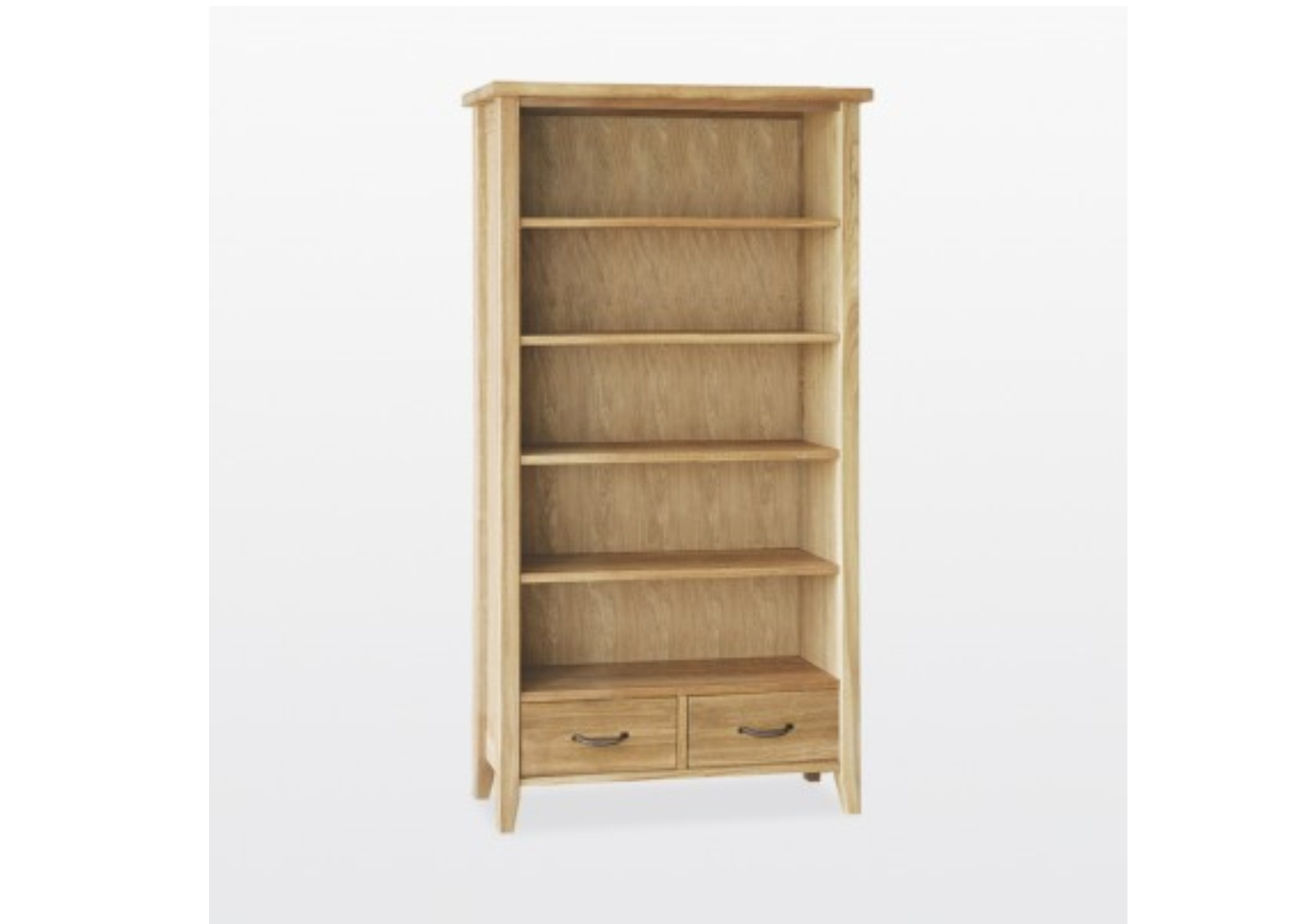 Windsor 4 Shelf Bookcase
