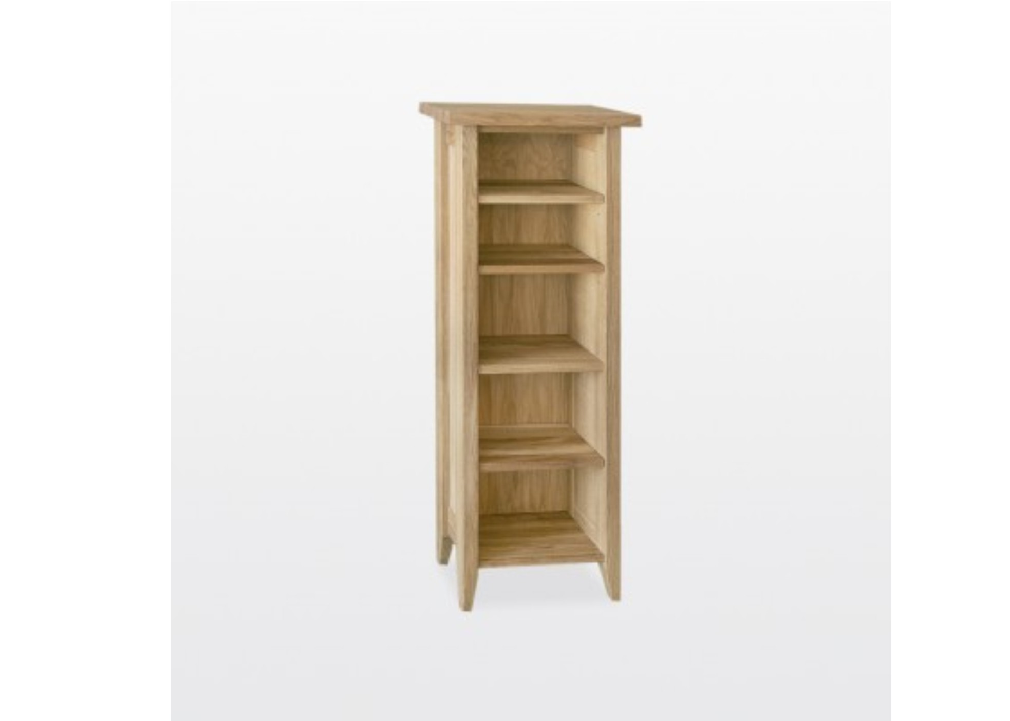 Windsor CD/DVD Bookcase