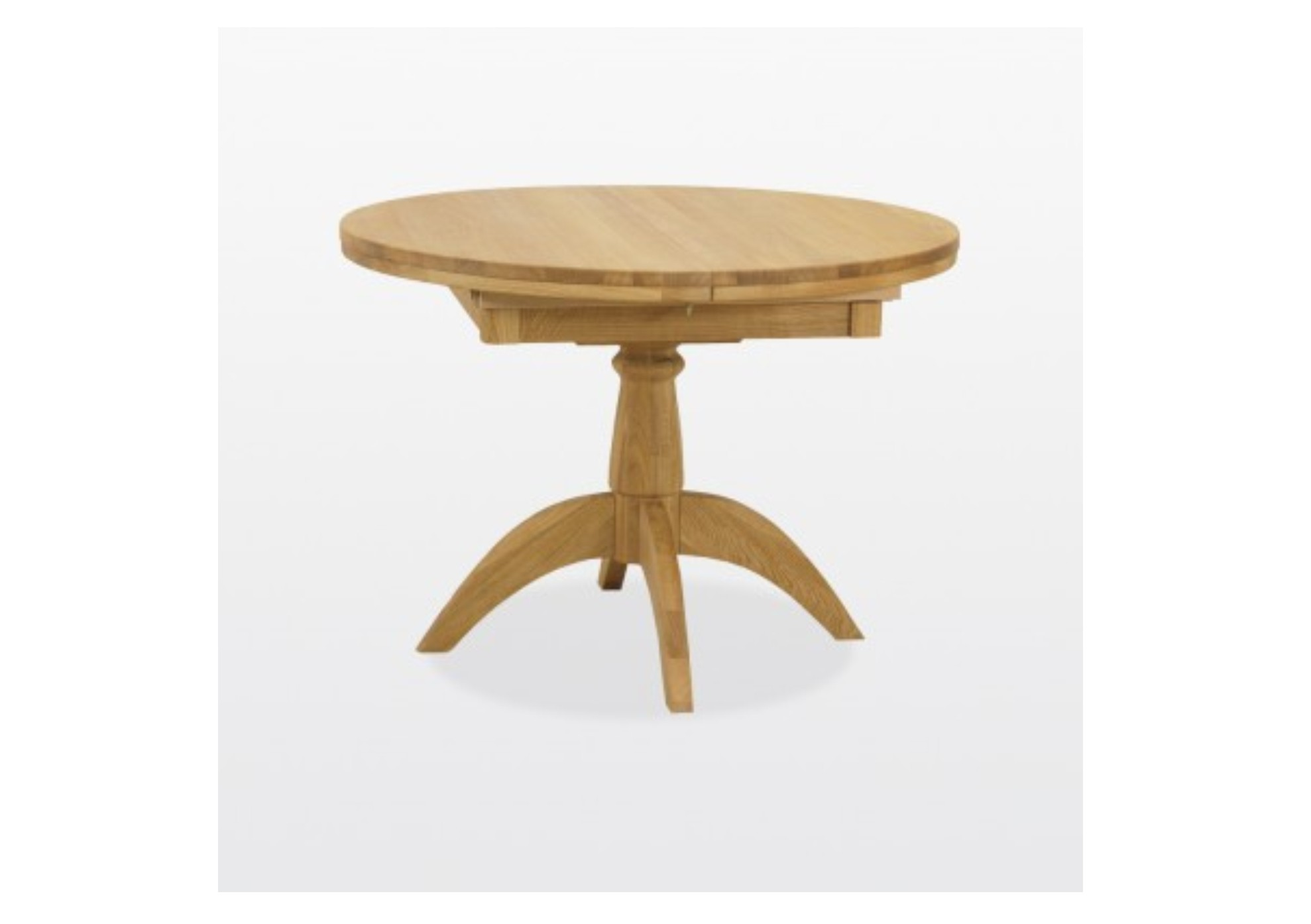 Windsor Round Extending Dining Table