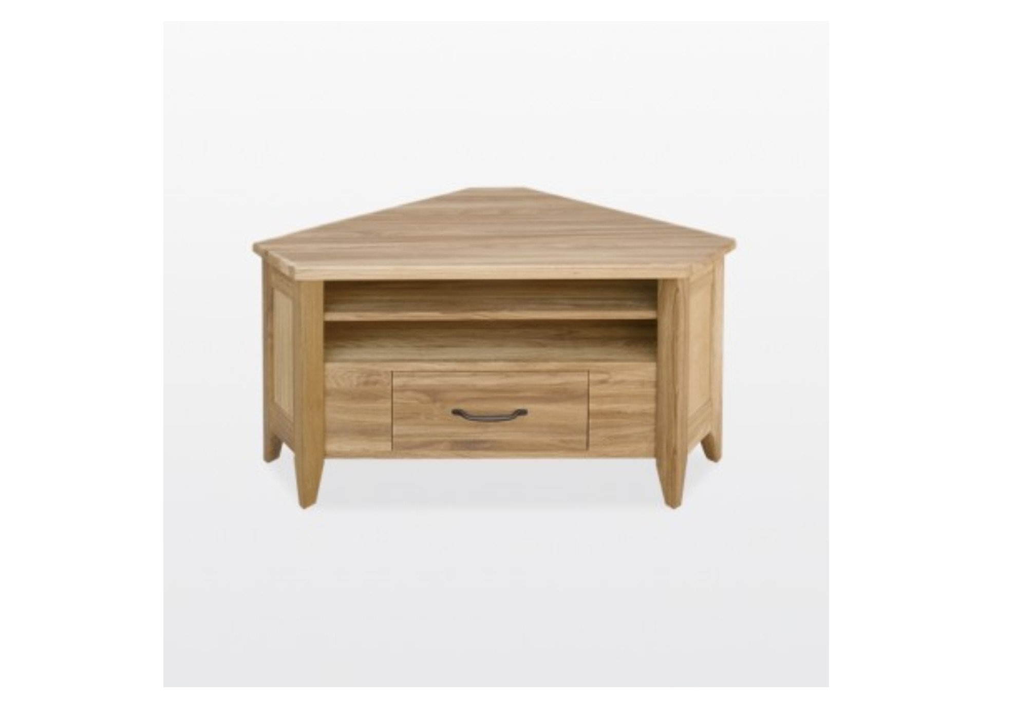 Windsor Oak Corner TV Unit