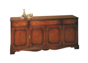 Bradley 4 Door Sideboard