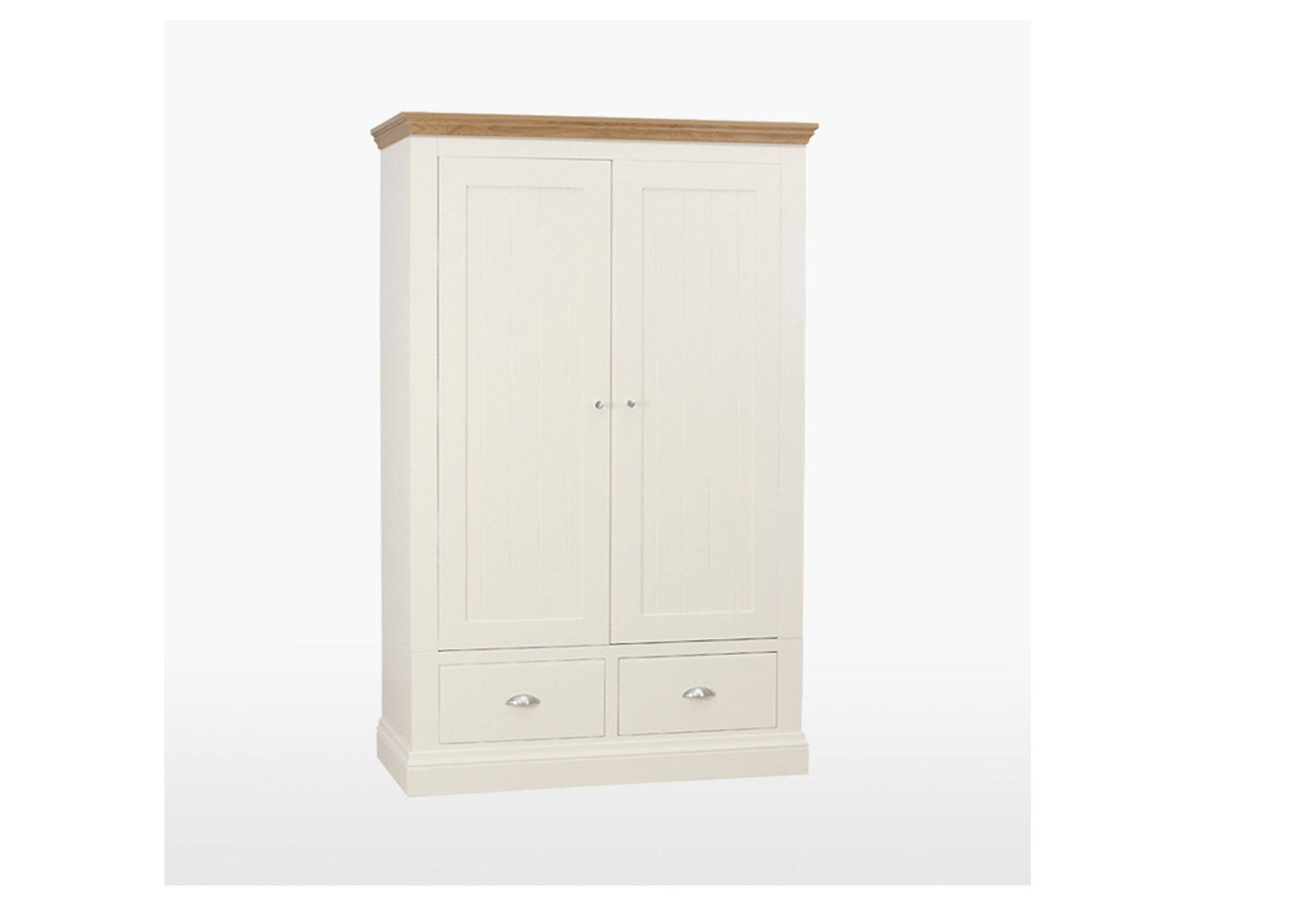 Coelo Painted Double Large Robe and Drawer
