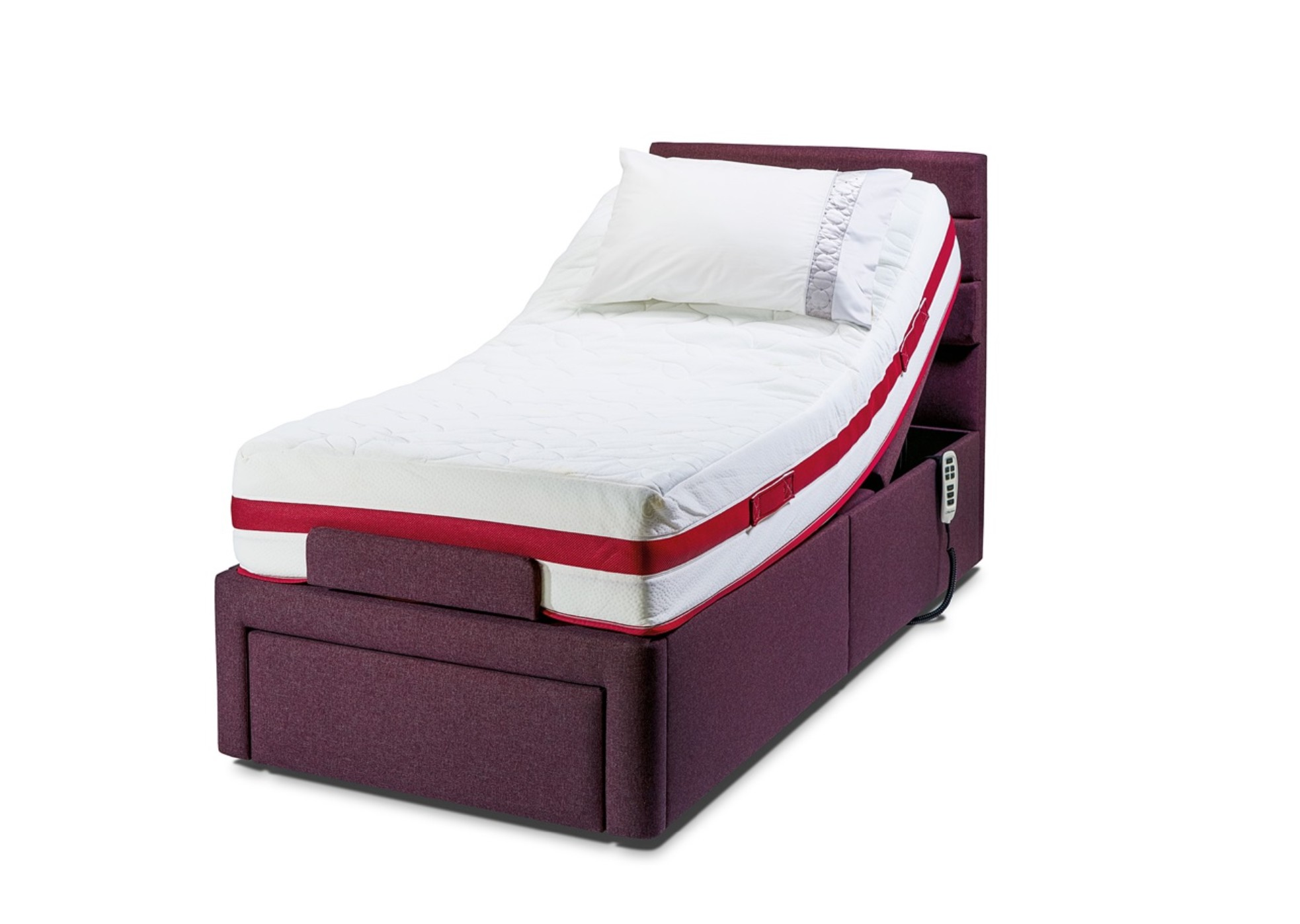 Dorchester 3ft adjustable bed mobility4home donaldsons furnishers