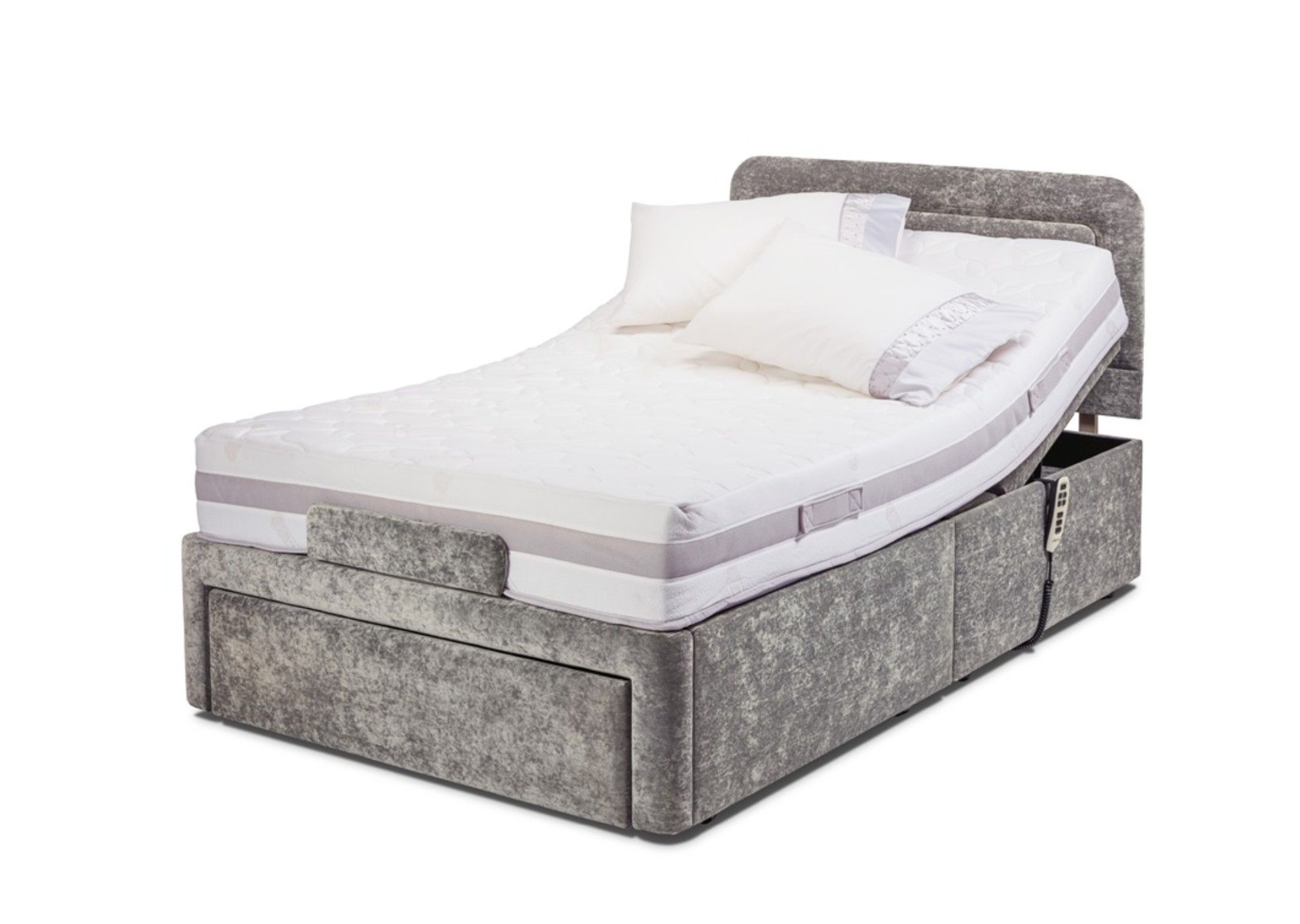 Dorchester 4ft Adjustable Bed mobility4home donaldsons furnishers