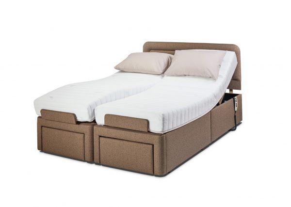 Dorchester 5ft Adjustable Bed mobility4home donaldsons furnishers