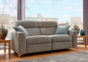 Elan Sofa and corner unit donaldsons furnishers
