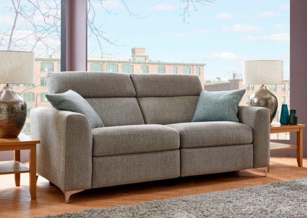 Elan Sofa and corner unit donaldsons furnishers