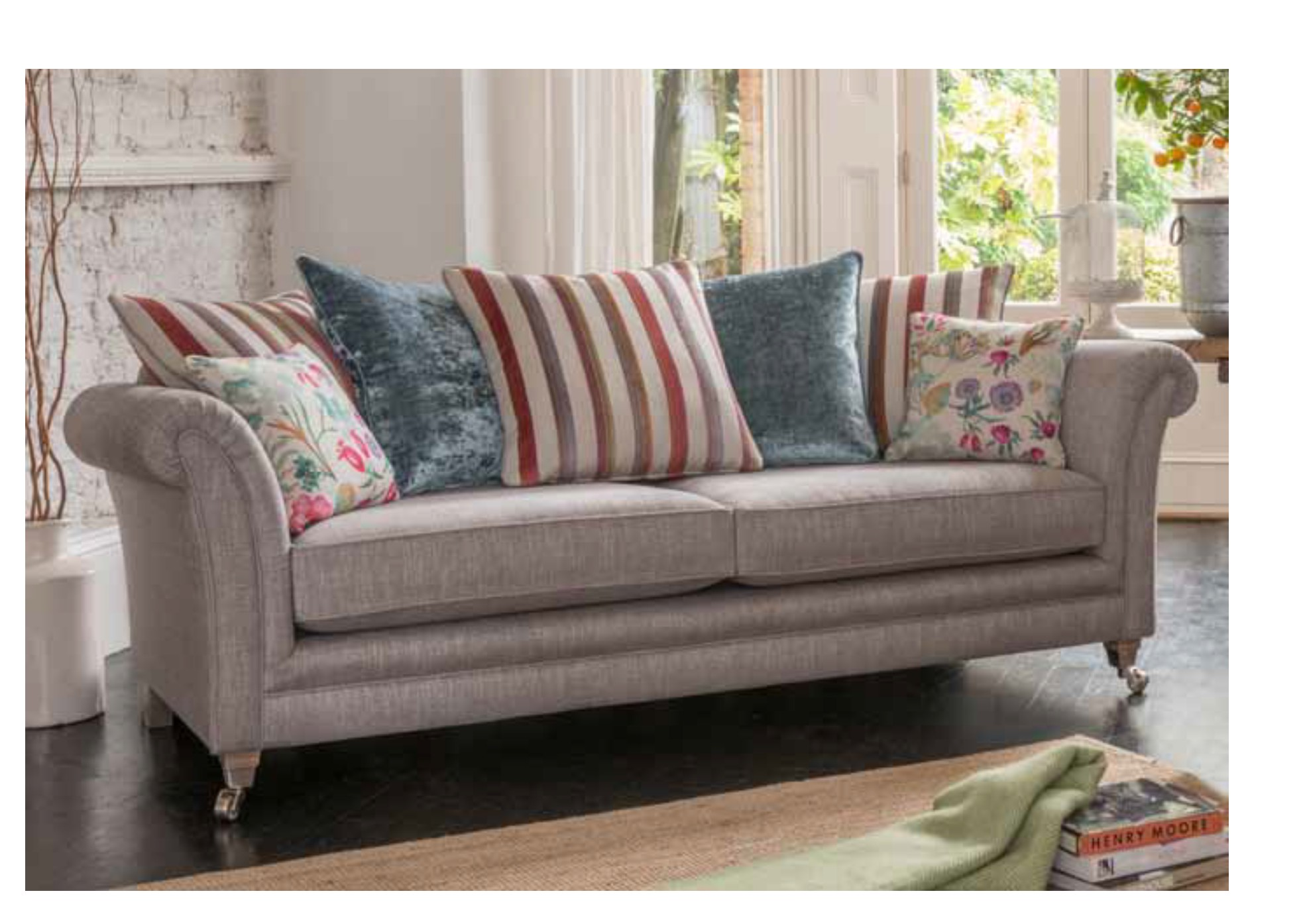 Adelphi - Lowry Grand Sofa