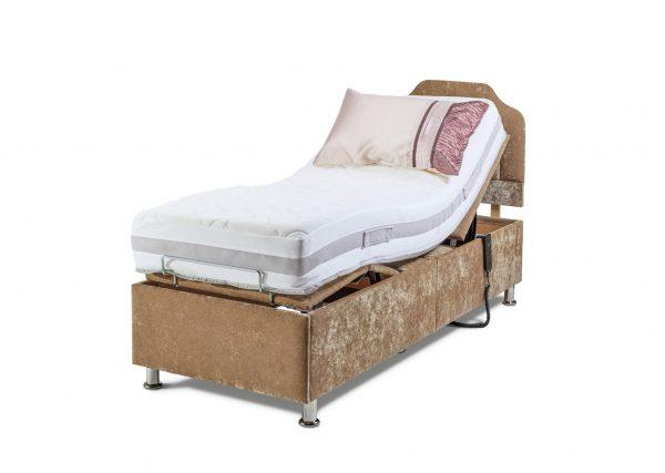Hampton adjustable bed mobility donaldsons furnishers