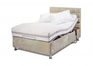 Hampton 4ft Adjustable Bed Mobility 4 Home donaldsons furnishers