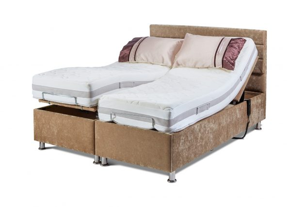 Hampton 5ft Adjustable Bed Mobility 4 Home donaldsons furnishers