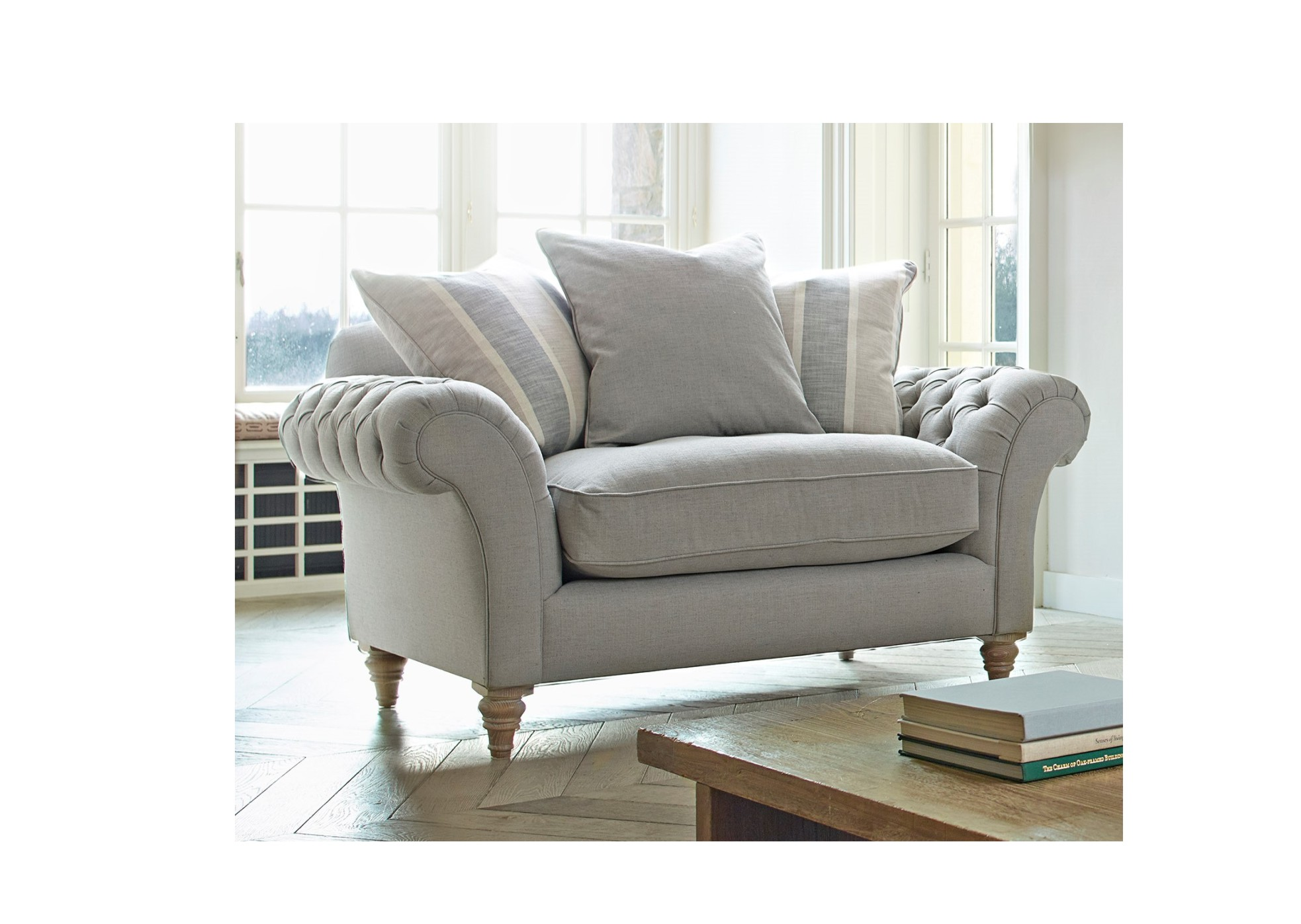 Keaton Loveseat donaldsons furnsihers