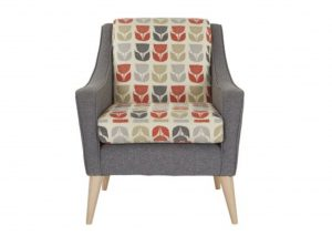 Lima Designer Accent Chair