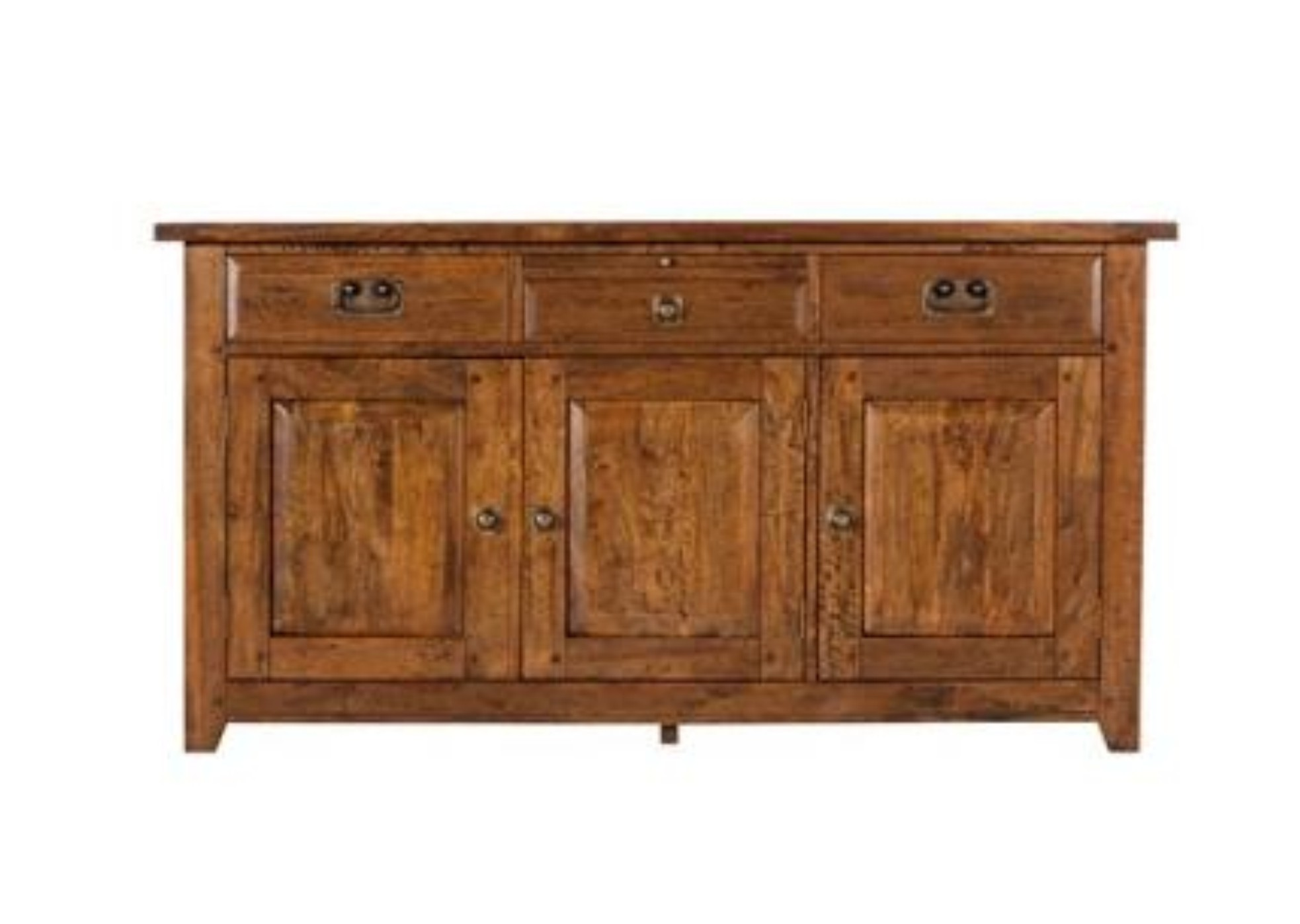 Manhattan Mango 3 Door Sideboard