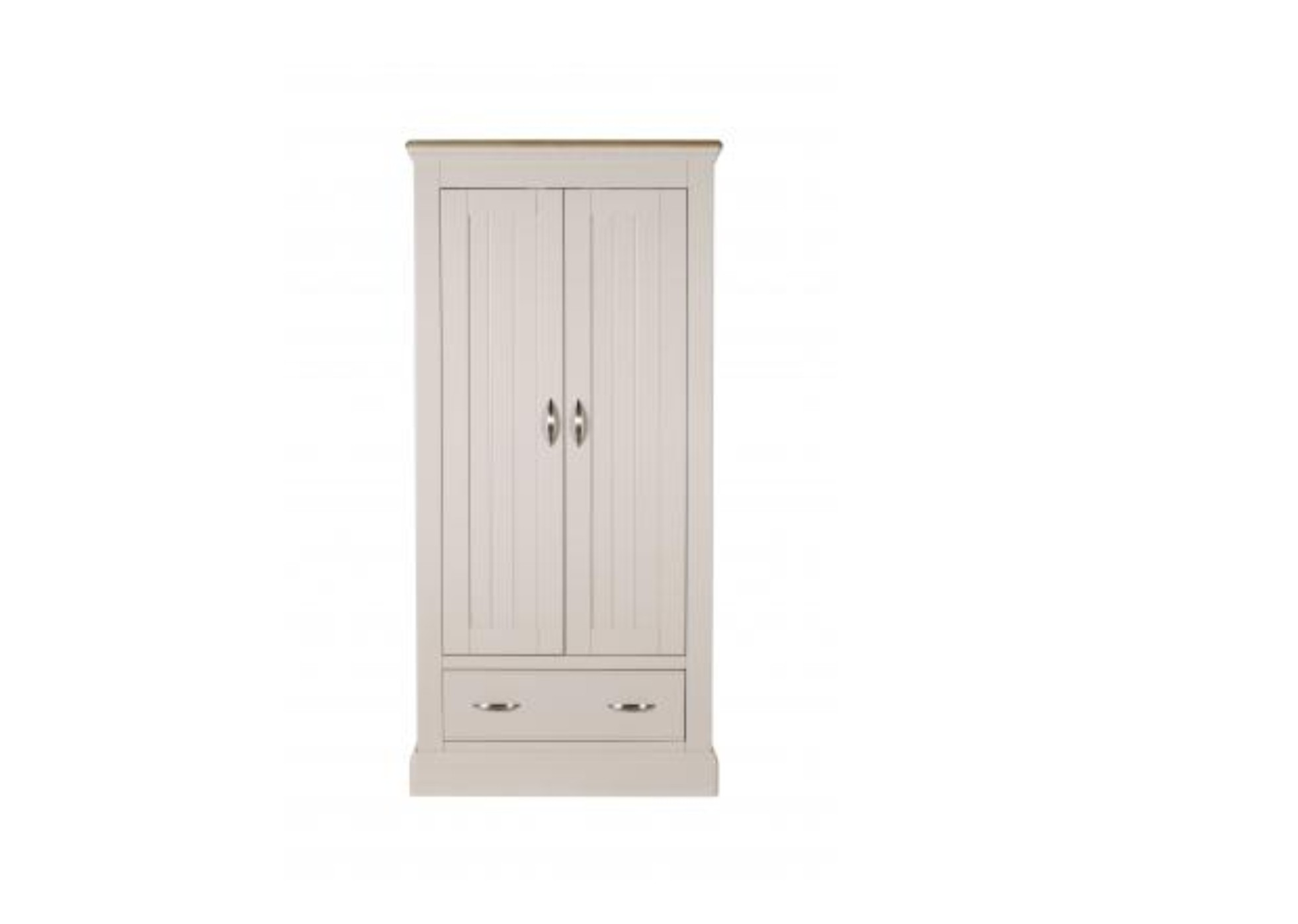 Tenby Painted Double Robe and Drawer