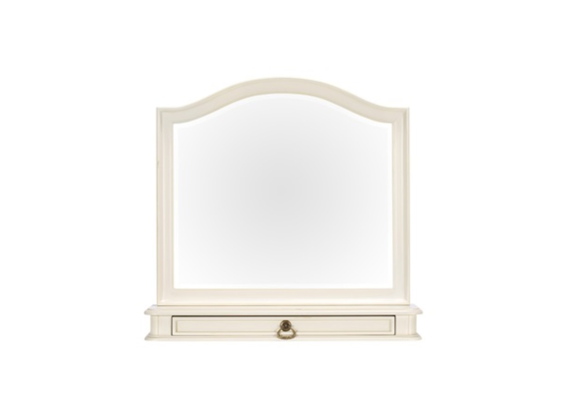 Painted Toulouse Dresser Mirror