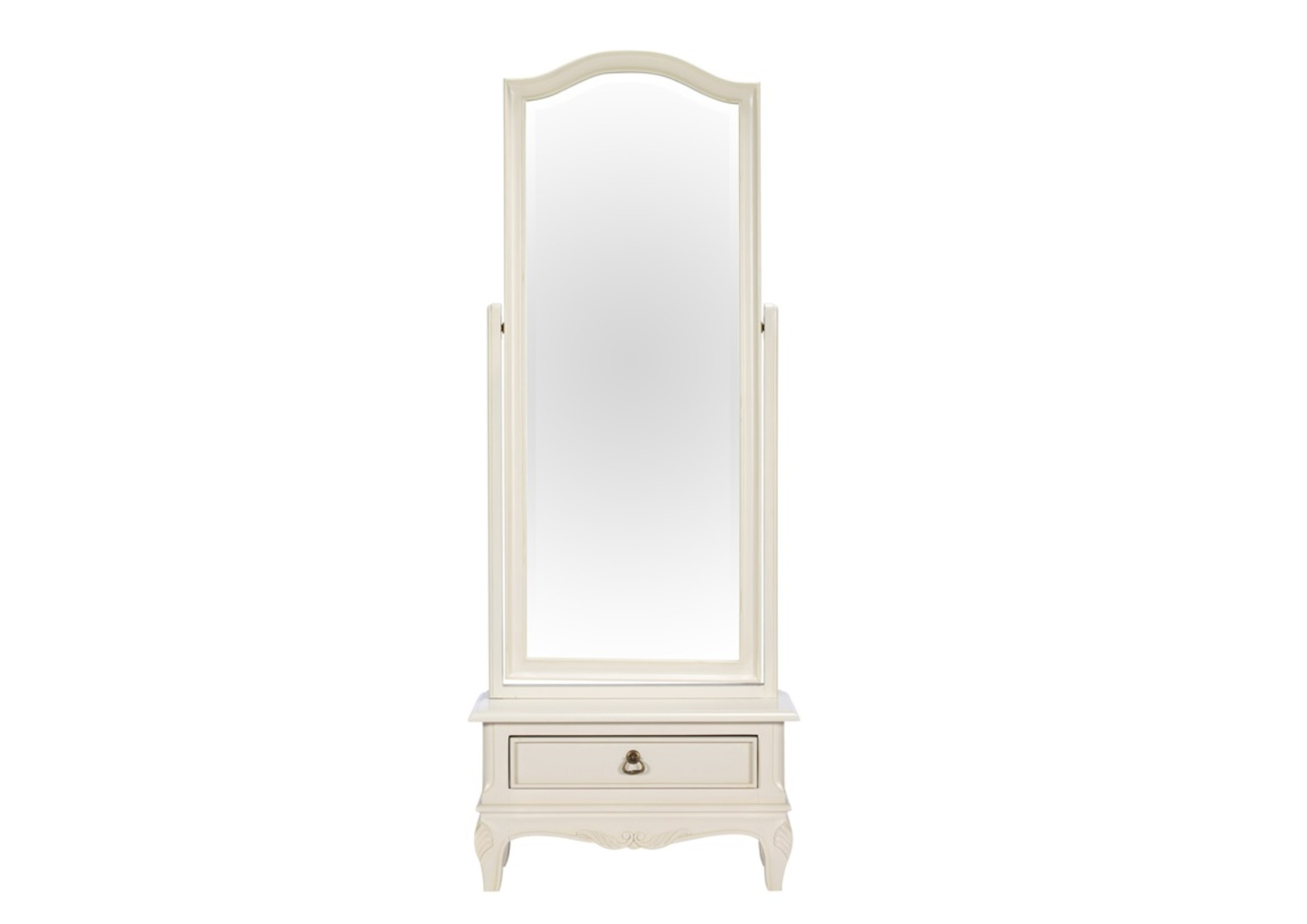 Painted Toulouse Chevale Mirror