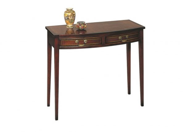 Bradley Bow Console Table