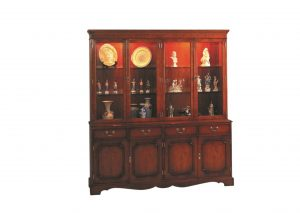 Bradley Large Display Cabinet