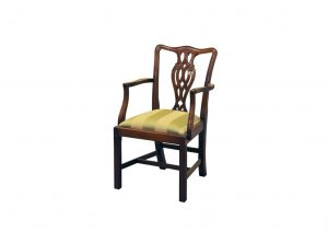 Bradley Ribbon Carver Dining Chair
