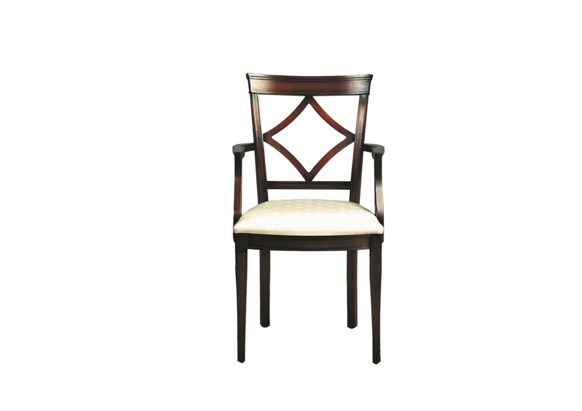 Bradley Diamond Carver Dining Chairs